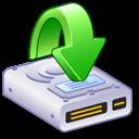 drive, hard, downloads icon