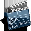 movie, film, video icon