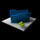 folder,empty,add icon