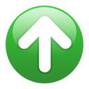arrow,up icon