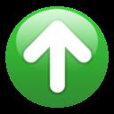 arrow,up icon
