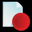 Document, Important icon