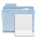 Documents Folder Badged icon