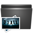 folder,mypictures icon