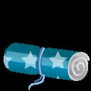beach, towel icon