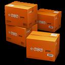 TNT Shipping Box icon