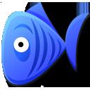 bluefish, cartoon icon