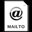 mailto, document icon