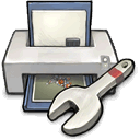printer,setup,utility icon