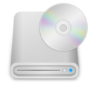 cd,drive,disc icon