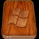 Windows hard drive icon