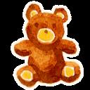 bear,user,account icon