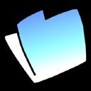 Folder Aqua icon