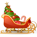christmas, 6 icon