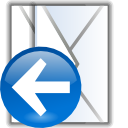 email, replylist, message, letter, envelop, mail icon