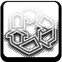 bin,empty icon