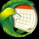 sunbird, mozilla icon