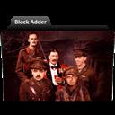 Adder, Black icon