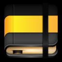 Moleskine Yellow Book icon