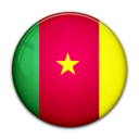 flag,cameroon,country icon