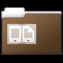 folder,digi,edit icon