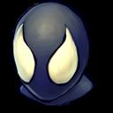 Black, Spidey icon