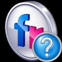 Flickr, Help icon
