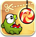 the, cut, rope icon