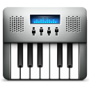 setup, installation, install, audio, midi, keyboard icon