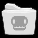 user, account, human, people, profile, folder icon