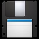 Retro MO Disk icon