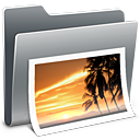 pic, folder, picture, photo, image icon