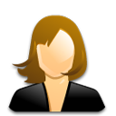 Female Woman Girl User Icon Universal 7 Icon Sets Icon Ninja