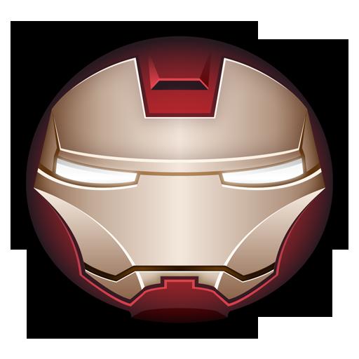man, mark, vi, iron icon
