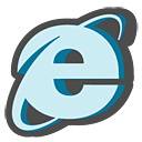 microsoft, browser, internet explorer icon