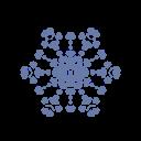 flake, snow icon