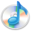 Music, Website icon