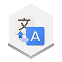 translate, google icon
