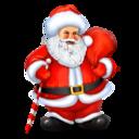 santa,christmas icon