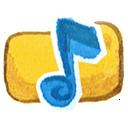 Music, Om icon