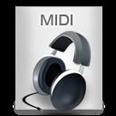 File Types MIDI icon