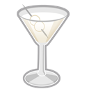 Cocktail, Gibson icon