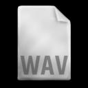 file,wav icon