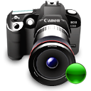 canon, photography, camera, mount, lens, reflex icon
