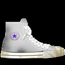 converse,white,dirty icon
