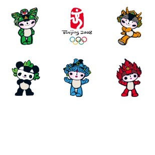 Beijing 2008 icon sets preview