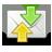 gnome, mail, send, 48, receive icon