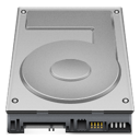 harddrive, disk, storage icon
