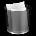 recycle, full, bin icon