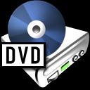 Drive, Dvd, icon